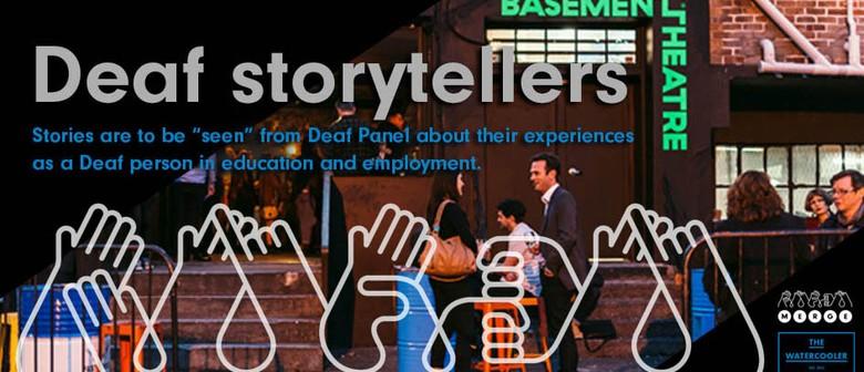 NZ Sign Language Storytelling - Deaf Edition