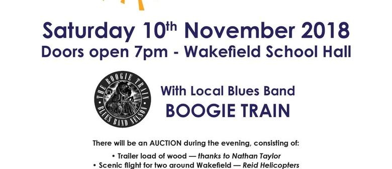 Wakefield School 175th Anniversary Celebration Dance