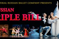 Image for event: A Russian Triple Bill