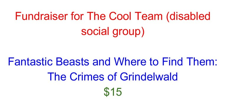The Cool Team Move Fundraiser