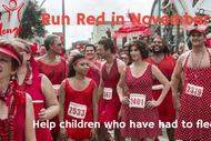 Image for event: Run Red for Children