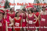 Run Red for Children