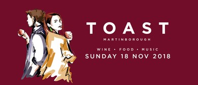 Toast Martinborough