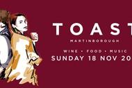 Image for event: Toast Martinborough