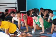 Image for event: Broga - Men's Yoga Class