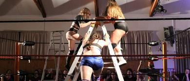 Maniacs United Professional Wrestling - Student Show