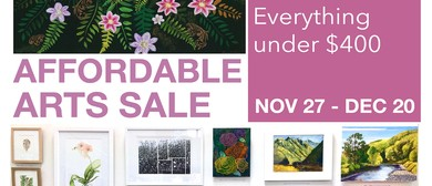 Affordable Arts Sale