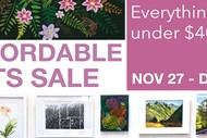Image for event: Affordable Arts Sale