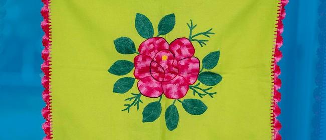Ei Katu and Embroidery Workshop: 2