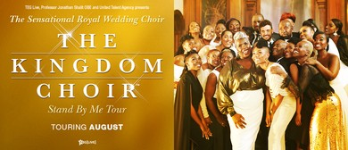 The Kingdom Choir - Stand By Me Tour