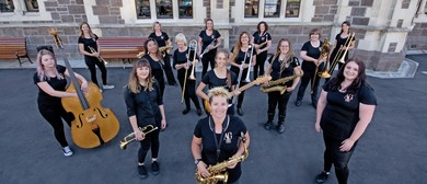 All Girl Big Band – The Ages