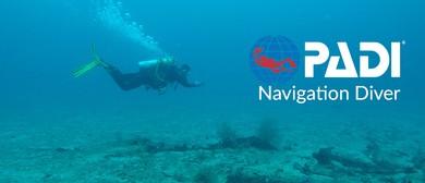 PADI Underwater Navigation Specialty