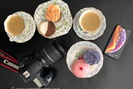 Image for event: Ladies Social Photography Camera Coffee Cake & Conversations