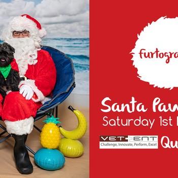Santa Paws - Pet Photos with Santa