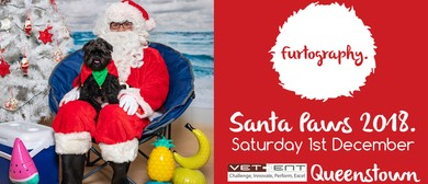 Santa Paws - Pet Photos with Santa