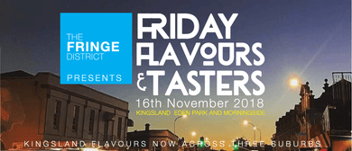 Friday Flavours & Tasters