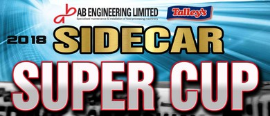 Talleys & AB Engineering Sidecar Speedway Super Cup Rnd 1