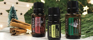 Essential Oils Xmas Gift Making Workshop