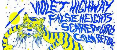 Violet Highway/False Heights (Taupo)/Dead Beat Boys/Calm Bef