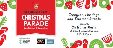 2018 Napier City Christmas Parade & Fiesta