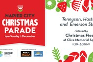 2018 Napier City Christmas Parade & Fiesta