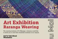 Image for event: Maori Weaving Exhibition