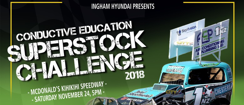 Conductive Education Superstock Challenge