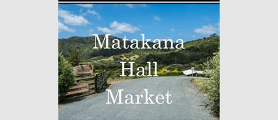 Matakana Hall Market