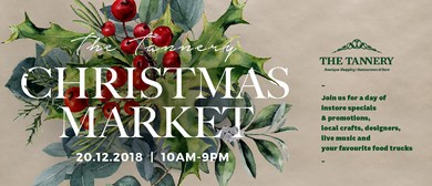 The Tannery Christmas Market
