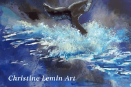Language of Art; Work by Christine Lemin and Friends