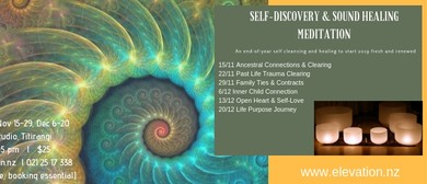 Self Discovery & Sound Healing Meditation