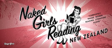 Naked Girls Reading: The Women of History Edition!