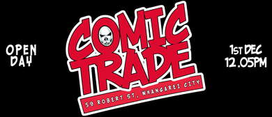 Comic Trade Open Day
