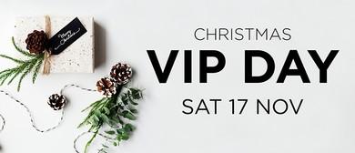 Christmas VIP Day