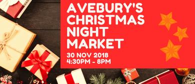 Avebury Christmas Night Market