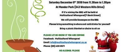 Multicultural Whangarei Christmas Potluck & BBQ