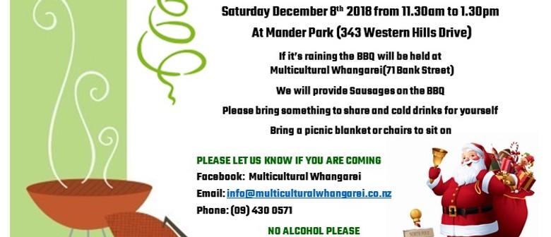Christmas Potluck.Multicultural Whangarei Christmas Potluck Bbq Whangarei