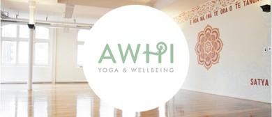 Awhi Yoga & Wellbeing Launch & Celebration