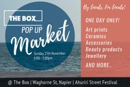 Ahuriri Pop Up Market