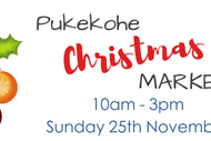 Image for event: Pukekohe Christmas Market