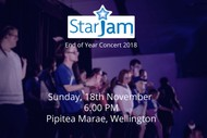 Image for event: StarJam Wellington End of Year Concert 2018
