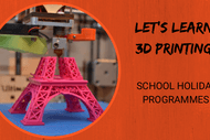 Image for event: Let's Learn 3D Printing - Scratchpad Holiday Programme