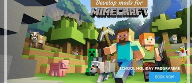 Minecraft - Develop Your Own Mods: School Holiday Programme