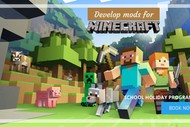 Image for event: Minecraft - Develop Your Own Mods: School Holiday Programme