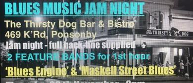 ABMC - Blues Music Jam Night
