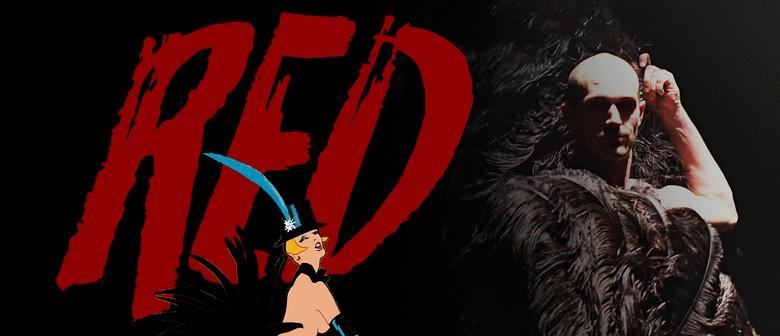 Red: XXXX-Mas Cabaret