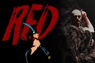 Image for event: Red: XXXX-Mas Cabaret