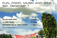 Image for event: Fun, Food, Music and Wine