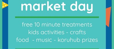 Koru Hub Community Market Day