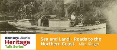 Heritage Talk Series - Sea and Land